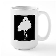 Flamingo Silhouette Mugs