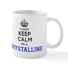 Unique Crystalline Mug