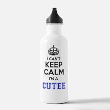 Cute Cutee Water Bottle