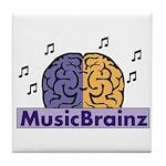 MusicBrainz Tile Coaster