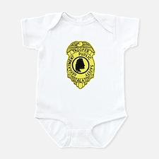 Alabama Highway Patrol Infant Bodysuit