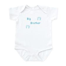 "Infant/Toddler Onesie ""Big brother"""
