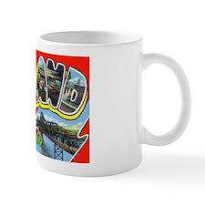 Ashland Kentucky Greetings Mug
