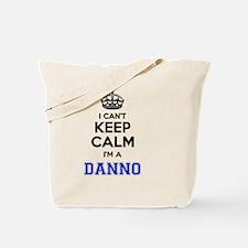 Cute Danno Tote Bag