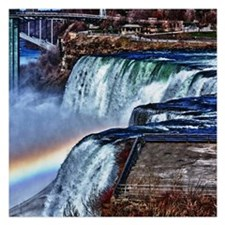 Funny Waterfalls Invitations