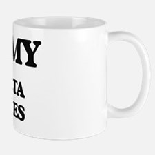 Unique Delta sigma pi Mug