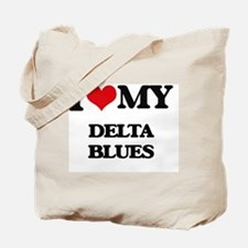 Unique Delta Tote Bag