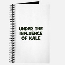 under the influence of kale Journal