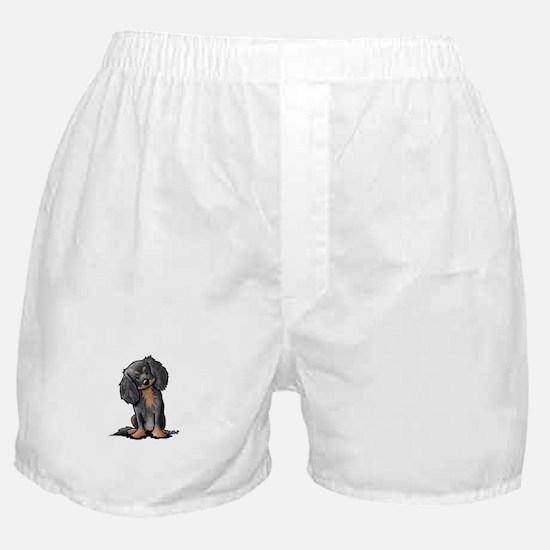 B&B King Charles Spaniel Boxer Shorts