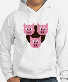 Three Little Pigs Hoodie