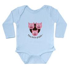 This Little Piggy... Body Suit