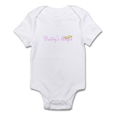 "Infant/Toddler Onesie ""Daddy's angel"""