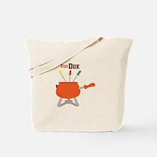 Fun Due Tote Bag