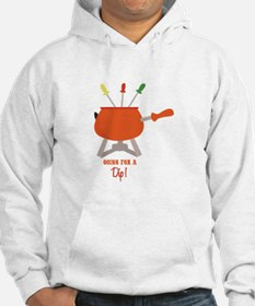 Going For A Dip! Hoodie