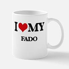 I Love My FADO Mugs