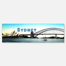 Sydney Bumper Bumper Sticker
