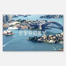 Sydney Decal