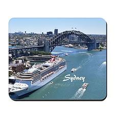 Sydney Mousepad