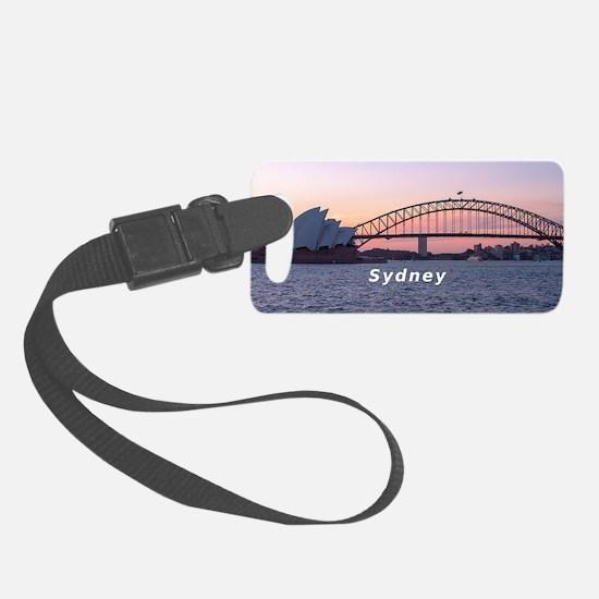 Sydney Luggage Tag