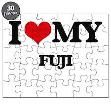 I Love My FUJI Puzzle