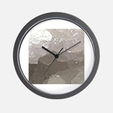 Unique Water gems Wall Clock
