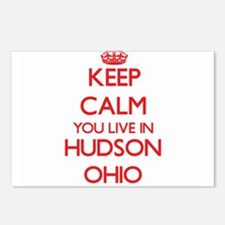Keep calm you live in Hud Postcards (Package of 8)