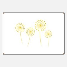 Dandelions Banner
