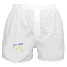 Fields Of Gold Boxer Shorts
