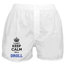Funny Droll Boxer Shorts