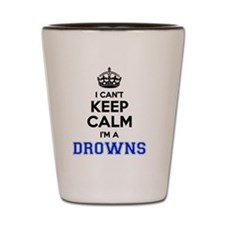 Drown Shot Glass