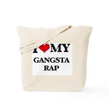 Cute Gangsta Tote Bag