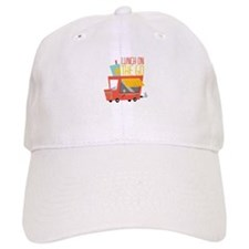 Lunch On The Go Baseball Baseball Cap
