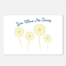 You Blow Me Away Postcards (Package of 8)