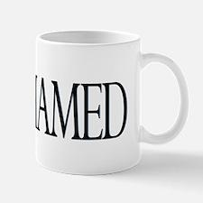 Coffee mug. Unashamed Christian.