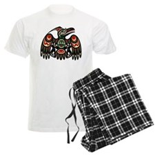 Northwest eagle Pajamas