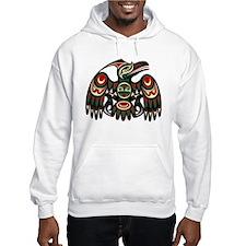 Northwest eagle Hoodie