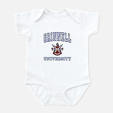 GRINNELL University Onesie