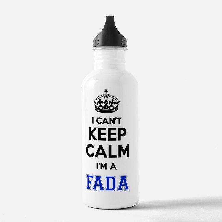 Cute Fada Water Bottle