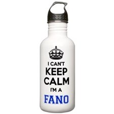 Cute Fano Water Bottle