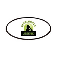 PICKLEBALL LEGEND Patches