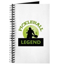 PICKLEBALL LEGEND Journal