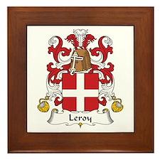 Leroy II Framed Tile