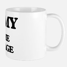 Unique I heart indie. Mug