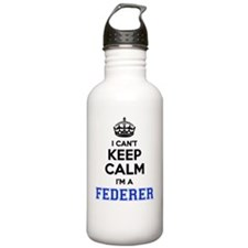 Cool Federer Water Bottle