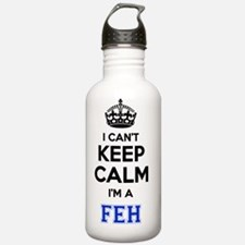 Cute Feh Water Bottle
