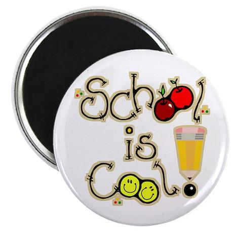 SCHOOL is COOL! Magnet