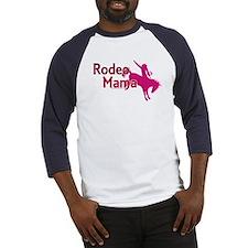 Rodeo Mama Baseball Jersey
