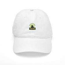 PICKLEBALL ROCKS Baseball Cap