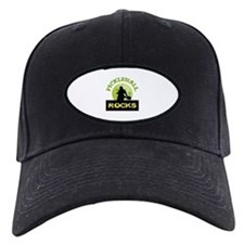 PICKLEBALL ROCKS Baseball Hat