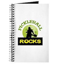 PICKLEBALL ROCKS Journal
